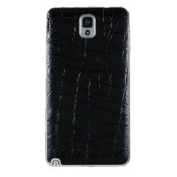 чехол для samsung galaxy note 3 n9000, n9005 (anymode f-dafv002rbk fashion cover) (черный)