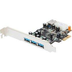 Контроллер USB 3.0 (ST-Lab U750)