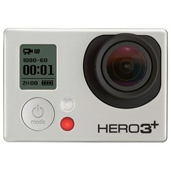 GoPro HERO3+ Silver Edition :::
