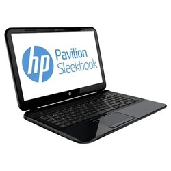"hp pavilion sleekbook 15-b162sr (core i5 3337u 1800 mhz/15.6""/1366x768/4096mb/500gb/dvd нет/wi-fi/bluetooth/win 8 64)"