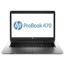 "hp probook 470 g1 (e9y63ea) (core i5 4200m 2500 mhz/17.3""/1600x900/4096mb/500gb/dvd-rw/wi-fi/bluetooth/win 7 pro 64)"
