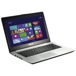 "asus vivobook s451lb (core i5 4200u 1600 mhz/14""/1366x768/6144mb/750gb/dvd-rw/nvidia geforce gt 740m/wi-fi/bluetooth/win 8 64)"