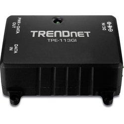 PoE-инжектор TRENDnet TPE-113GI (черный)