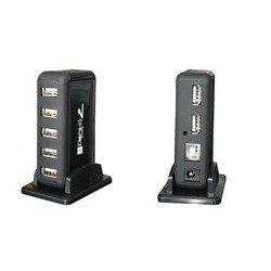 Концентратор USB 2.0 (ORIENT KE-700N)
