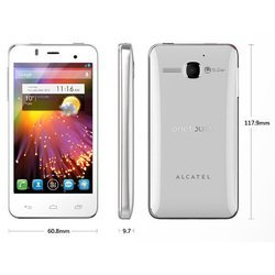 Alcatel One Touch Star Dual Sim 6010D (белый) :::