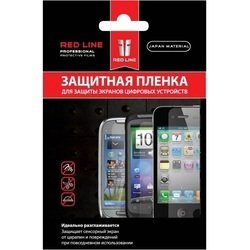 защитная пленка для apple iphone 5, 5s, se (red line yt000003610) (матовая) (экран + задняя панель)