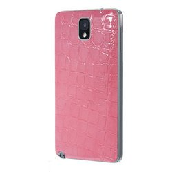 чехол для samsung galaxy note 3 n9000, n9005 (anymode f-dafv002rpk fashion cover) (розовый)