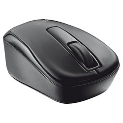 trust qvy wireless micro mouse black usb
