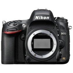 Nikon D610 Body (black 24.2Mpix 3 1080p SD)
