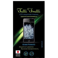 защитная пленка для apple iphone 5, 5s, se (tutti frutti sp tf071301)
