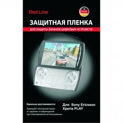 �������� ������ ��� sony ericsson xperia play (red line yt000000393) (�������)