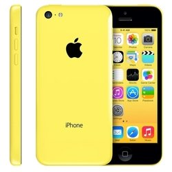 Apple iPhone 5C 32Gb (желтый) :