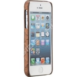 чехол для apple iphone 5, 5s (casemate madison cm027059) (бронзовый)