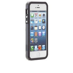 чехол для apple iphone 5, 5s (casemate naked cm026969) (черный)