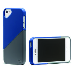 чехол для apple iphone 5, 5s (casemate olo022722) (синий)