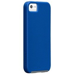 чехол для apple iphone 5, 5s (casemate tough cm022472) (синий)