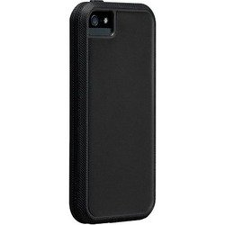 чехол для apple iphone 5, 5s (casemate tough xtreme cm022424) (черный)