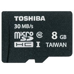 toshiba sd-c008uhs1 + sd adapter