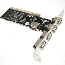 Контроллер USB 2.0 (Orient NC-612)
