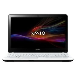 "sony vaio fit e svf1521p1r (core i5 3337u 1800 mhz/15.5""/1366x768/6144mb/750gb/dvd-rw/wi-fi/bluetooth/win 8 64) (белый)"