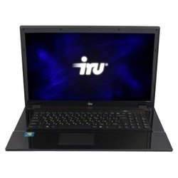 "iru patriot 713 (core i3 3120m 2500 mhz/17.3""/1600x900/4096mb/500gb/dvd-rw/nvidia geforce gtx 660m/wi-fi/bluetooth/dos)"