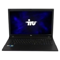 "iru patriot 527 (pentium 2020m 2400 mhz/15.6""/1366x768/4096mb/320gb/dvd-rw/nvidia geforce gt 740m/wi-fi/bluetooth/dos)"