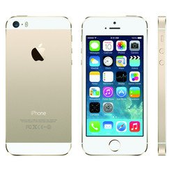 Apple iPhone 5S 16Gb ME434RU/A gold (золотистый) :::