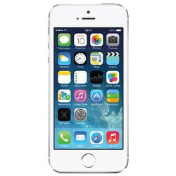 Apple iPhone 5S 32Gb ME436RU/A silver (серебристый) :::