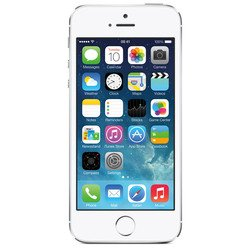 Apple iPhone 5S 64Gb ME439RU/A silver (серебристый) :::