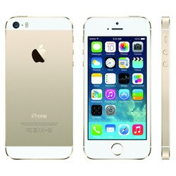 Apple iPhone 5S 64Gb ME440RU/A gold (золотистый) :::