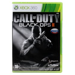 Call of Duty: Black Ops II игра для Xbox 360 (русская версия)