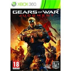gears of war judgement игра для xbox 360
