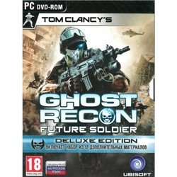 Tom Clancys Ghost Recon: Future Soldier Deluxe Edition игра для PC