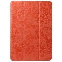 Чехол-обложка для Samsung Galaxy Tab 3 10.1 (Gissar Flora 01261) (оранжевый)