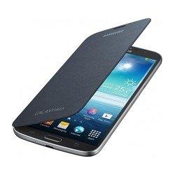 Чехол-обложка для Samsung Galaxy Mega 6.3 (Gissar Metal 58517) (черный)