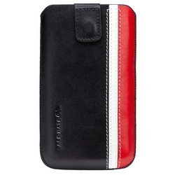 ������� ����� ��� apple iphone 4/4s/3g/3gs (casemate signature racing stripe pouch cm019111) (������, � ��������)