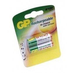 Аккумуляторная батарея АА (GP 210AAHC-UC2) (2100mAh, 2 шт)