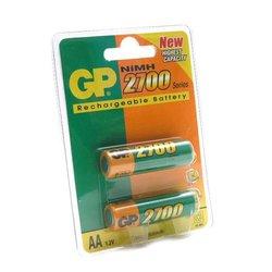 Аккумуляторная батарея АА (GP 270HC-UC2) (2700mAh, 2 шт)