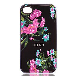 �����-�������� tpu ��� apple iphone 4, 4s (kenzo 14188) (��� 4)