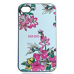 чехол-накладка tpu для apple iphone 4, 4s (kenzo 14878) (вид 8)