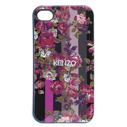 чехол-накладка tpu для apple iphone 4, 4s (kenzo 14879) (вид 9)