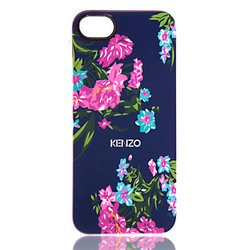 чехол-накладка tpu для apple iphone 5, 5s (kenzo 14193) (вид 2)