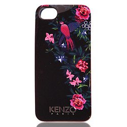 чехол-накладка tpu для apple iphone 5, 5s (kenzo 14197) (вид 6)