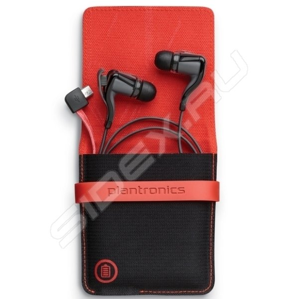 plantronics backbeat go 2 charging case instructions