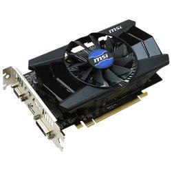MSI Radeon R7 250 1000Mhz PCI-E 3.0 1024Mb 4600Mhz 128 bit DVI HDMI HDCP RTL
