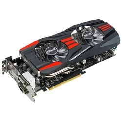 ASUS Radeon R9 270X 1050Mhz PCI-E 3.0 2048Mb 5600Mhz 256 bit 2xDVI HDMI HDCP (R9270X-DC2T-2GD5) RTL