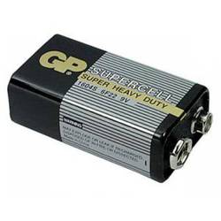 Алкалиновая батарейка 9V (GP 1604S(6F22)-B)