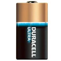 Литиевая батарейка CR2 (Duracell DLCR2 BI Ultra)