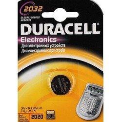 Алкалиновая батарейка CR2032 (Duracell CR2032)