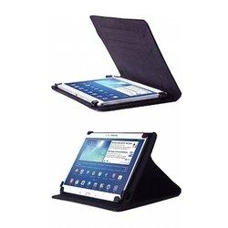 """Универсальный чехол-книжка для планшетов 10"""" (Red Line YT000004164) (черный)"""